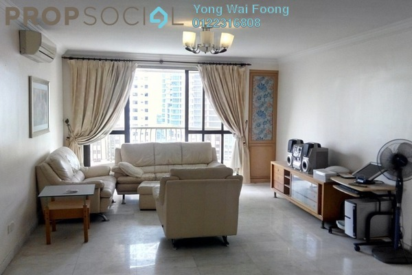 For Sale Apartment at Mont Kiara Pines, Mont Kiara Freehold Unfurnished 3R/0B 820k