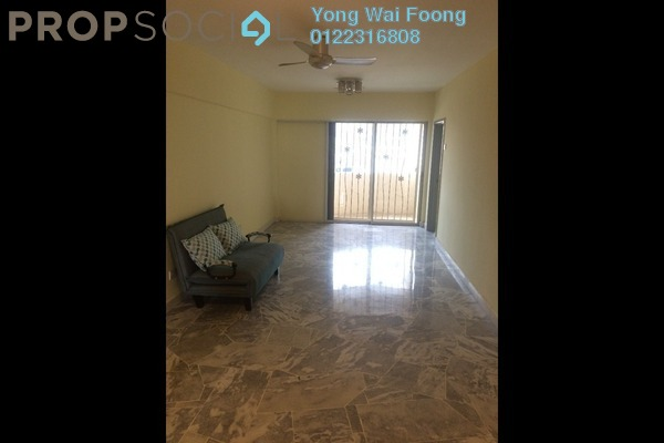 For Rent Apartment at Vantage Point, Desa Petaling Freehold Semi Furnished 3R/0B 1.4千