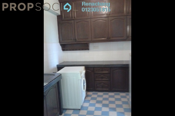 For Rent Apartment at Aman Puri, Kepong Freehold Semi Furnished 0R/2B 1.3k