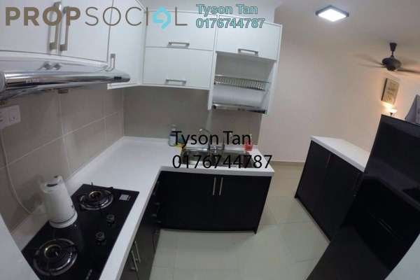 For Rent Apartment at Alam Sanjung, Shah Alam Freehold Fully Furnished 3R/2B 2.2k