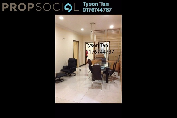 For Rent Apartment at Desa Impiana, Puchong Freehold Fully Furnished 3R/2B 1.6k