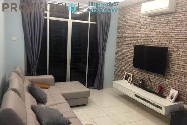 For Rent Condominium at Diamond Regency, Setapak Freehold Fully Furnished 3R/2B 2k