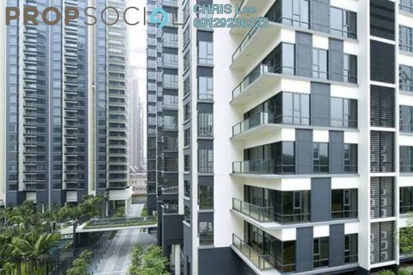 For Sale Condominium at St Mary Residences, KLCC Freehold Semi Furnished 4R/3B 9.59m