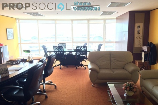 For Sale Office at One Mont Kiara, Mont Kiara Freehold Semi Furnished 0R/0B 5.73m