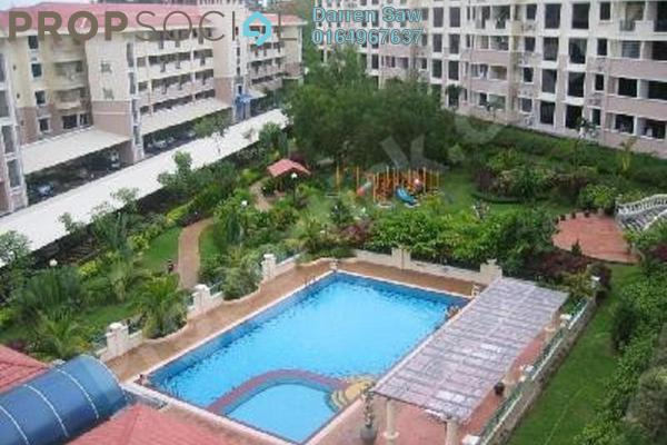 For Sale Condominium at Sunrise Garden, Sungai Ara Freehold Fully Furnished 3R/2B 525k