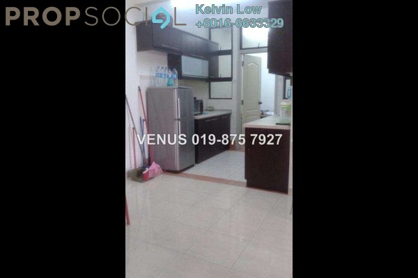 For Rent Condominium at Pelangi Utama, Bandar Utama Leasehold Fully Furnished 3R/2B 2.4k
