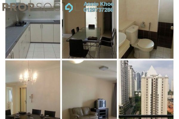 For Sale Condominium at Casa Kiara I, Mont Kiara Freehold Unfurnished 3R/3B 760k