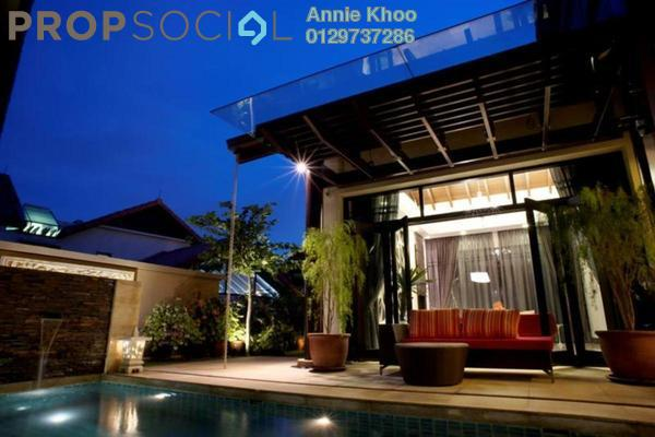 For Sale Condominium at Kiara Hills, Mont Kiara Freehold Unfurnished 3R/0B 8.5m