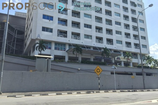 For Sale Office at Viva Home, Cheras Freehold Semi Furnished 0R/0B 298k