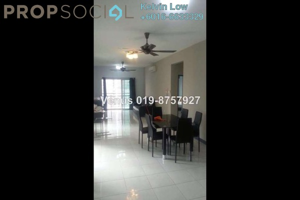 For Rent Condominium at Metropolitan Square, Damansara Perdana Leasehold Fully Furnished 3R/2B 2.4k