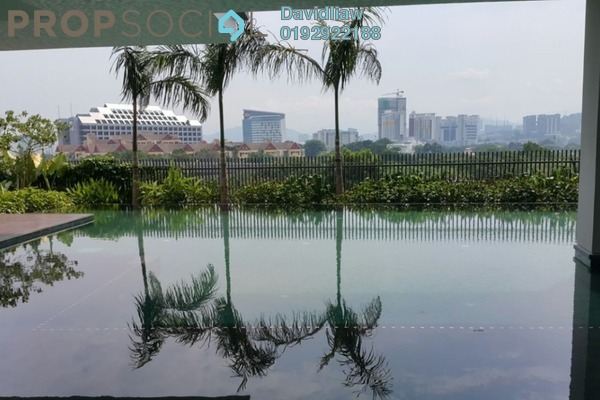 For Rent Condominium at Three28 Tun Razak, KLCC Freehold Semi Furnished 3R/3B 3.8k