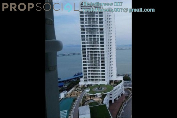 For Rent Condominium at Southbay Plaza @ Southbay City, Batu Maung Freehold Fully Furnished 2R/2B 3k