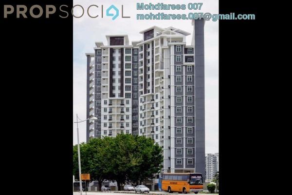 For Sale Condominium at Tunas Residensi, Bayan Baru Freehold Unfurnished 4R/3B 550k