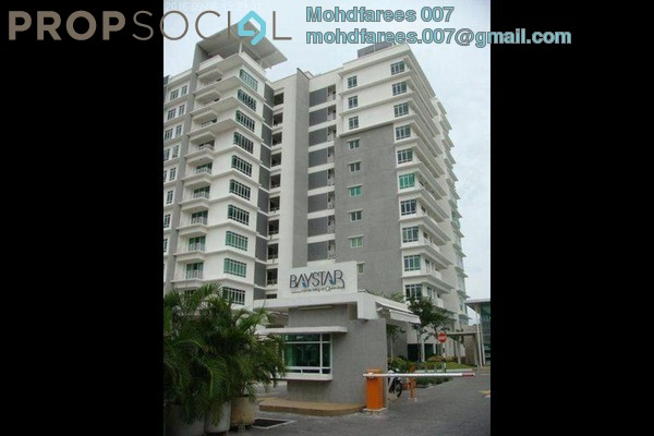 For Rent Condominium at BayStar, Bayan Indah Freehold Fully Furnished 3R/4B 7k