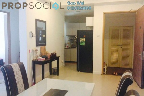 For Rent Condominium at Gaya Bangsar, Bangsar Leasehold Fully Furnished 1R/1B 2.8k