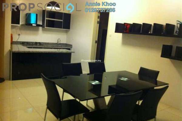 For Rent Condominium at Kiara 1888, Mont Kiara Freehold Unfurnished 3R/3B 3.5千