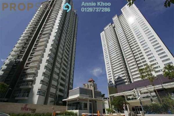 For Rent Condominium at Tiffani Kiara, Mont Kiara Freehold Semi Furnished 4R/0B 10k