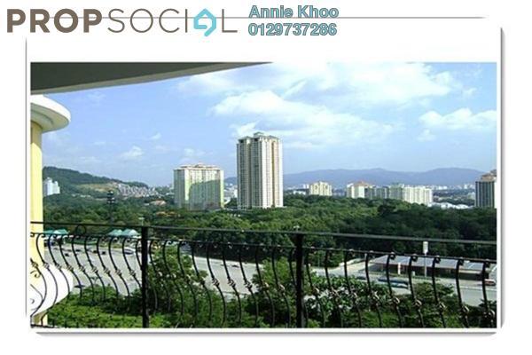 For Rent Condominium at La Grande Kiara, Mont Kiara Freehold Semi Furnished 4R/0B 4.5千