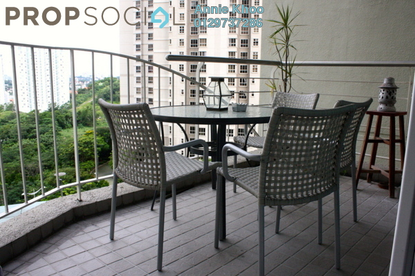 For Rent Condominium at Kiaramas Ayuria, Mont Kiara Freehold Unfurnished 3R/3B 4.5k