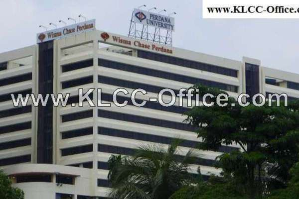 For Rent Office at Wisma Chase Perdana, Damansara Heights Leasehold Unfurnished 0R/0B 38.4k