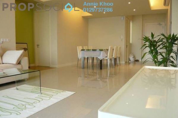 For Rent Condominium at Kiaramas Ayuria, Mont Kiara Freehold Unfurnished 3R/4B 5k