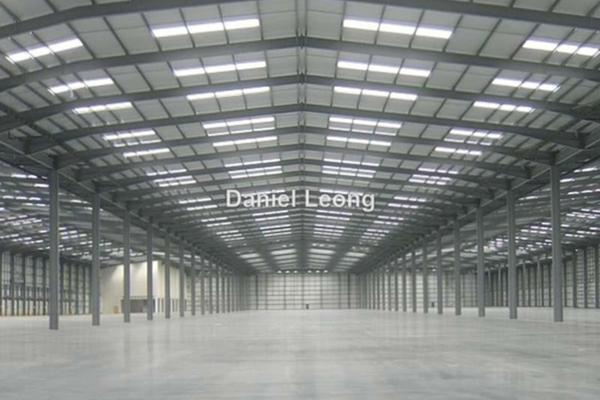 For Rent Factory at Kawasan Perindustrian Pasir Gudang, Pasir Gudang Leasehold Unfurnished 0R/0B 195k