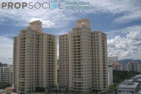 For Rent Condominium at La Grande Kiara, Mont Kiara Freehold Unfurnished 4R/4B 5k