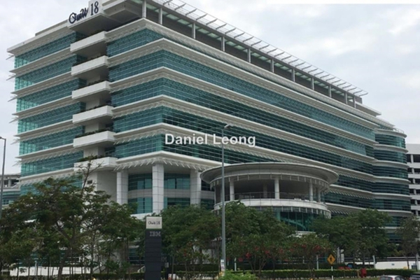 For Rent Office at Quill 18, Cyberjaya Leasehold Unfurnished 0R/0B 50k