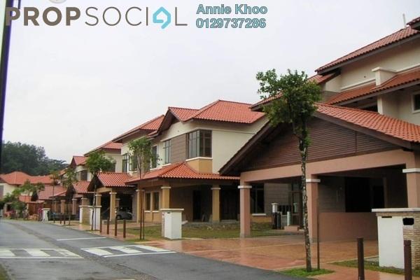 For Rent Terrace at Duta Nusantara, Dutamas Freehold Unfurnished 5R/6B 15k