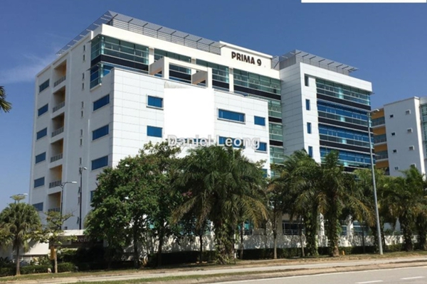 For Rent Office at Prima 9, Cyberjaya Leasehold Unfurnished 0R/0B 75.7k