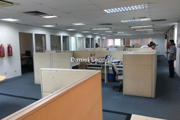 For Rent Office at Menara SMI, KLCC Leasehold Unfurnished 0R/0B 17.5k