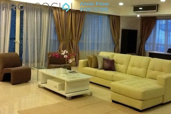 For Rent Condominium at Kiaraville, Mont Kiara Freehold Semi Furnished 3R/3B 6k
