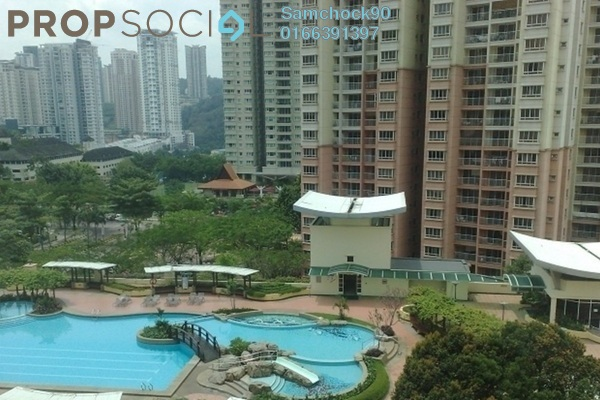 For Rent Condominium at Mont Kiara Aman, Mont Kiara Freehold Semi Furnished 4R/3B 7.5k
