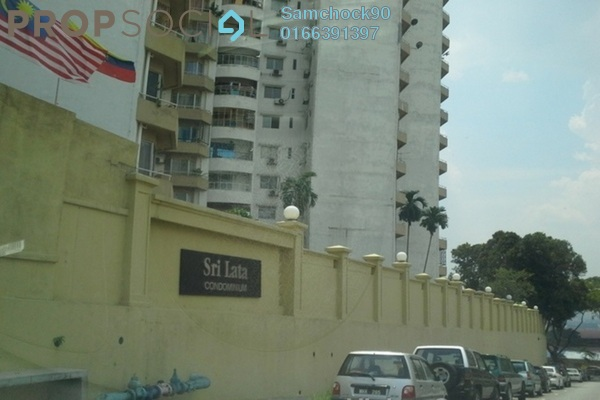 For Sale Condominium at Sri Lata, Desa Petaling Leasehold Semi Furnished 3R/2B 450k