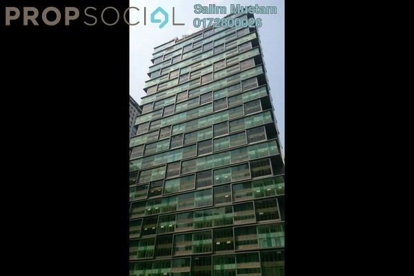 For Sale Condominium at Vipod Suites, KLCC Freehold Semi Furnished 4R/0B 4.29m