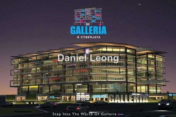 For Rent Office at Galleria, Cyberjaya  Unfurnished 0R/0B 8.7k