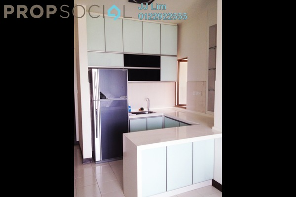 For Rent Apartment at Ritze Perdana 1, Damansara Perdana Leasehold Fully Furnished 1R/1B 1.8k