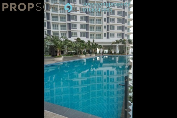 For Rent Condominium at Desa Green Serviced Apartment, Taman Desa Freehold Semi Furnished 3R/2B 2k