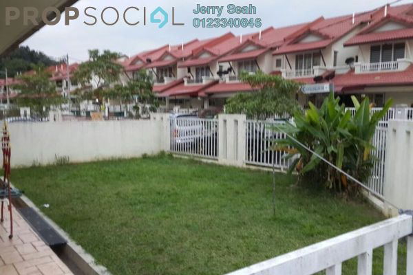 For Sale Townhouse at Bayu Parkville, Balakong Leasehold Semi Furnished 3R/2B 418.0千