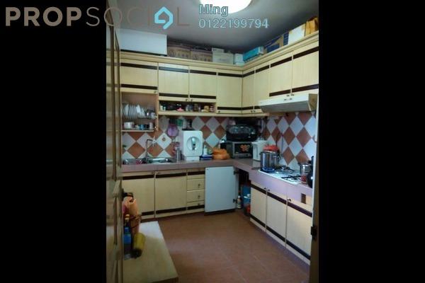 For Sale Condominium at Endah Regal, Sri Petaling Leasehold Semi Furnished 3R/2B 420k