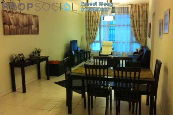 For Sale Condominium at The Saffron, Sentul Freehold Unfurnished 3R/0B 750.0千