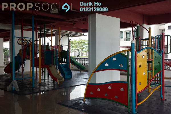For Sale Condominium at The Heritage, Seri Kembangan Leasehold Unfurnished 2R/0B 450k