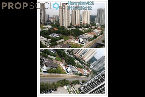 For Sale Condominium at La Grande Kiara, Mont Kiara Freehold Semi Furnished 3R/3B 1.1m
