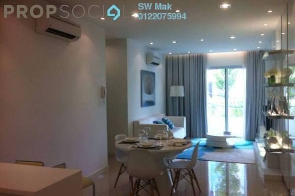 For Sale Condominium at Scenaria, Segambut Freehold Unfurnished 4R/0B 731k