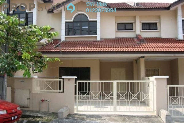 For Sale Semi-Detached at Bukit Prima Pelangi, Segambut Freehold Unfurnished 5R/0B 1.2m