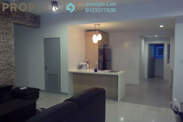 For Sale Condominium at Villa Orkid, Segambut Freehold Semi Furnished 4R/0B 850k