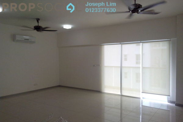 For Rent Condominium at Villa Orkid, Segambut Freehold Semi Furnished 4R/0B 2.3k