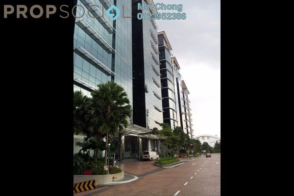 For Rent Office at The Horizon, Bangsar South Leasehold Unfurnished 0R/0B 48.9千