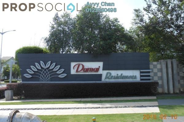 For Sale Terrace at Damai Residences, Kota Kemuning Freehold Unfurnished 4R/4B 800k