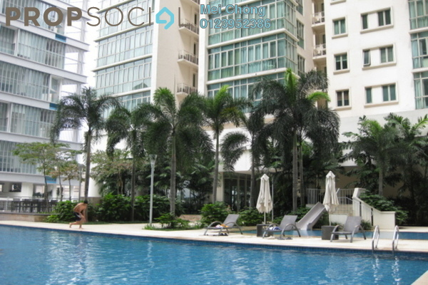 For Rent Condominium at Marc Service Residence, KLCC Freehold Unfurnished 2R/0B 5.3k